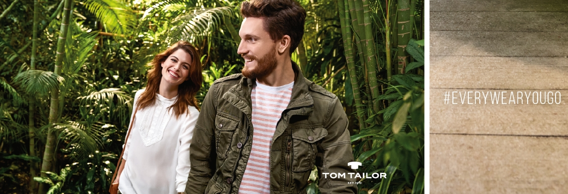 Tom tailor akropolis vilnius
